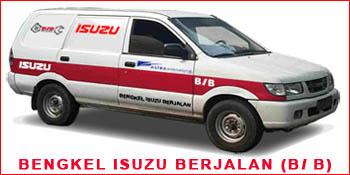 Pemesanan Bengkel Isuzu Berjalan (BIB)